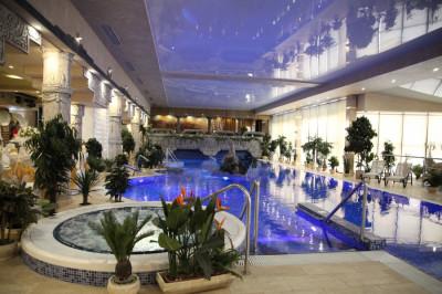 Гостинично-развлекательный комплекс «Бережки-Холл»