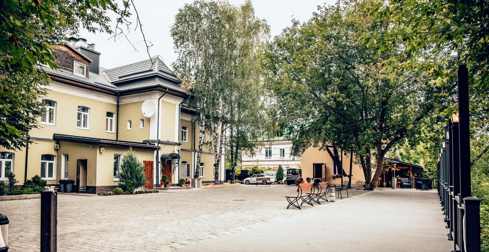 Отель «Клевер»