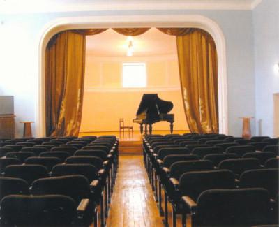Усадьба Ивановское в Подольске. Театр