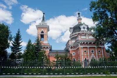 Ивантеевка, Церковь Смоленской Иконы Божией Матери