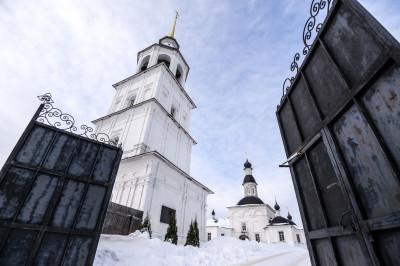 Успенский Колоцкий женский монастырь