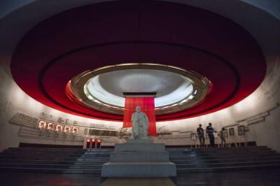 Музей Ленина в Ленинских горках, 1 часть