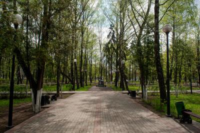 Железнодорожный, мемориал ВОВ