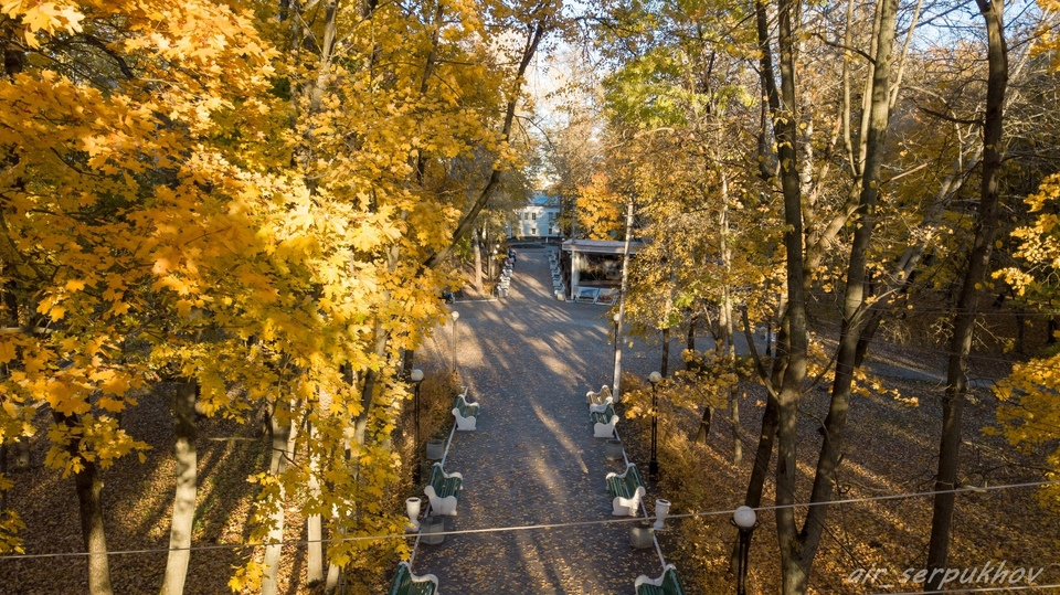 Парк Олега Степанова