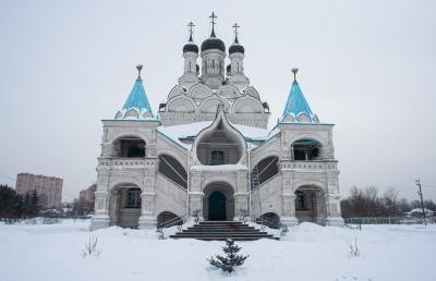 Мытищи, Церковь Благовещения Пресвятой Богородицы