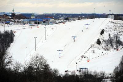 Спортивный парк «Волен» в Дмитрове