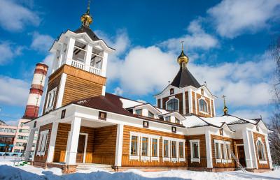 Электрогорск, Всех святых в земле Российской просиявших