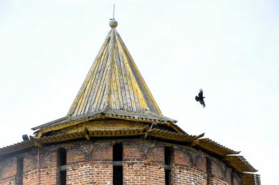 Маринкина башня Коломенского кремля
