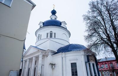 Зарайск, Церковь Илии Пророка