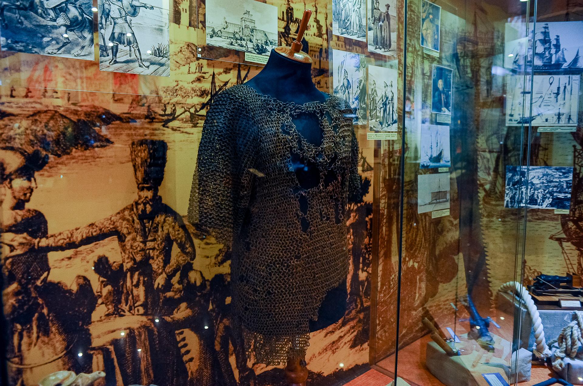 Коломна, Музей Боевой Славы