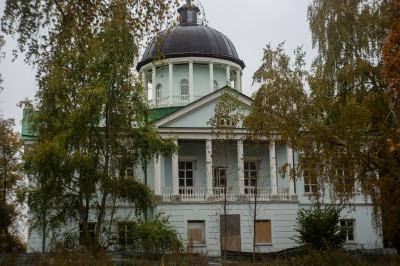 Лыткарино, Усадьба Петровское (Барятинских)