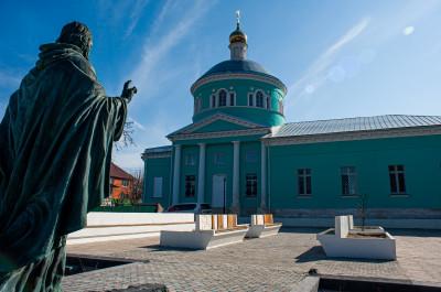 Кашира, Церковь Николы Ратного