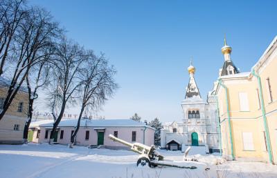 Дмитров, Елизаветинская церковь