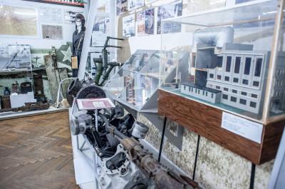 Жуковский музей истории покорения неба