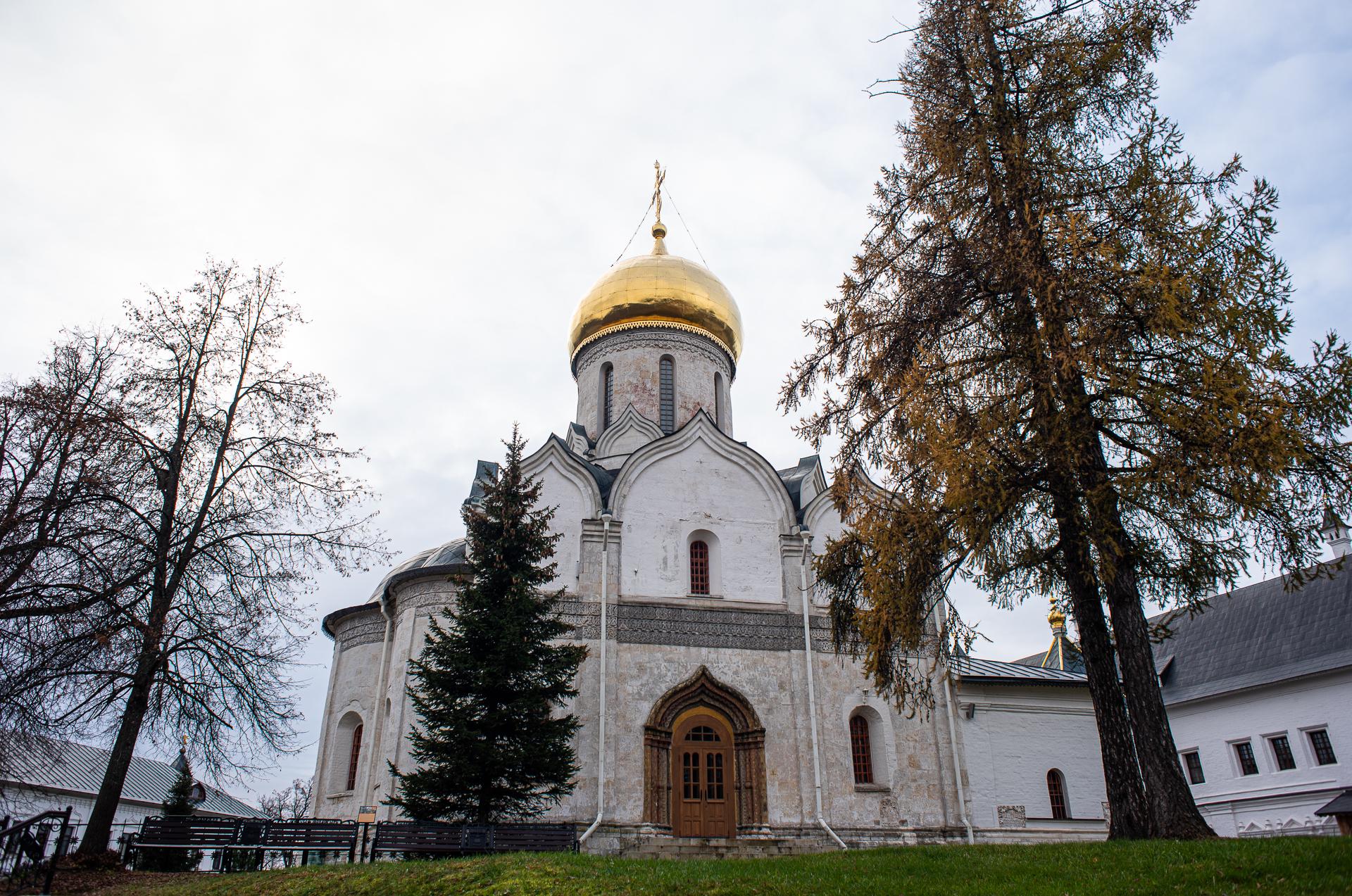 Саввино-сторожевский ставропигиальный мужской монастырь, Cобор Рождества Богородицы