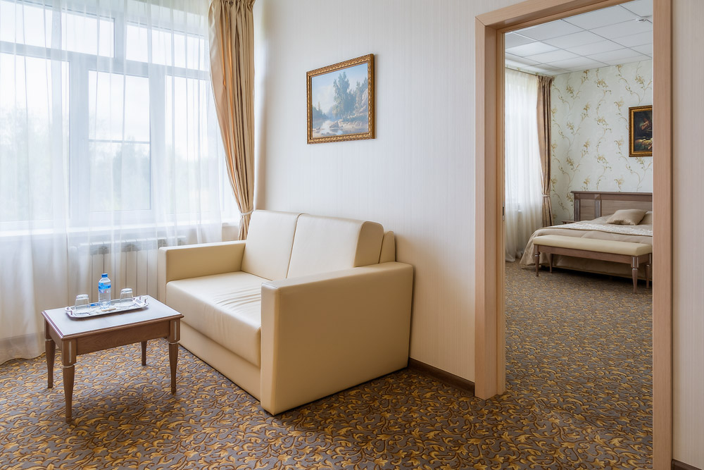 Отель «Гармония» в Луховицах