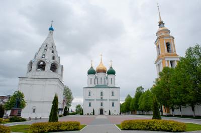 Коломна, Коломенский Кремль