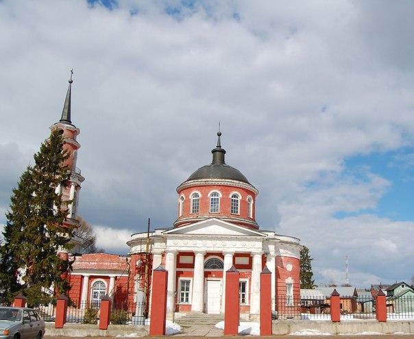 Ахтырская церковь