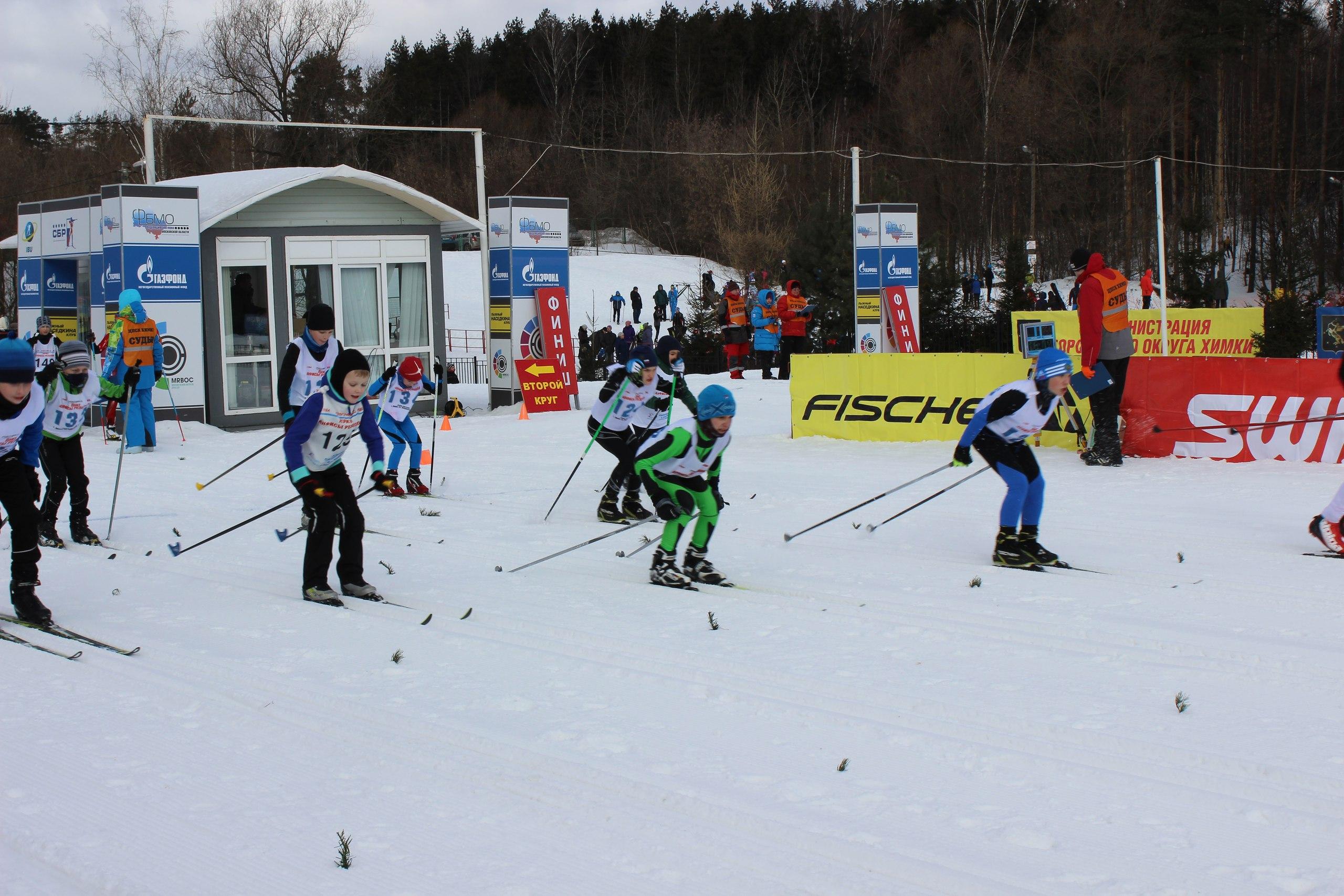 Лыжный стадион имени Анфисы Резцовой