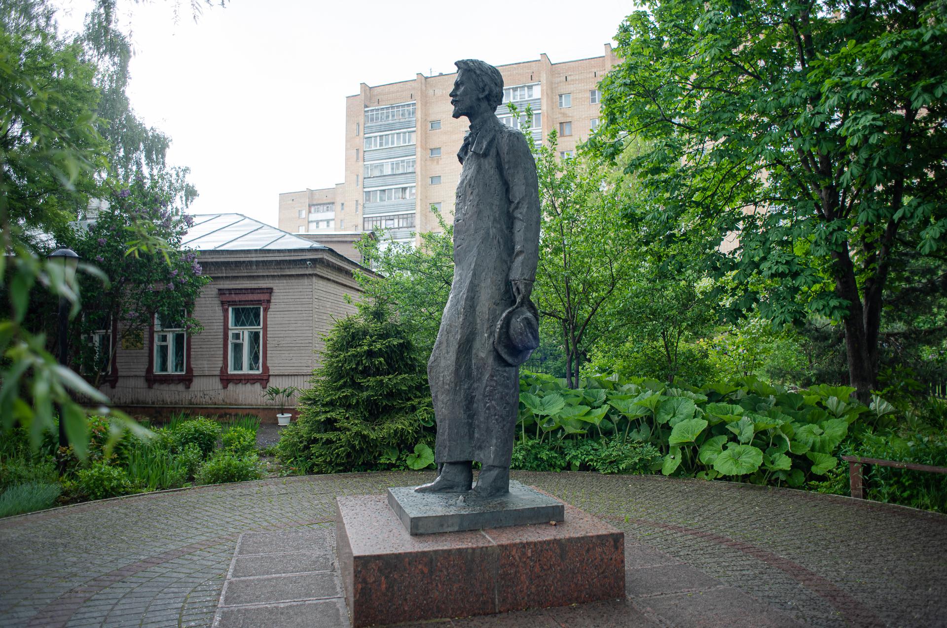 Чехов, музей Писем, памятник Чехову