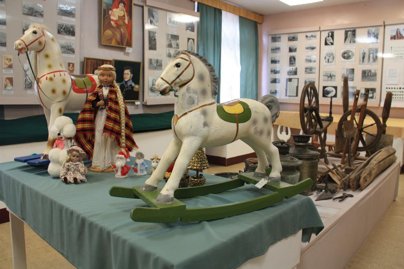 Осташевский краеведческий музей