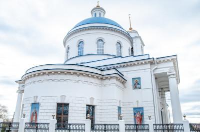 Собор Николы Белого в Серпухове