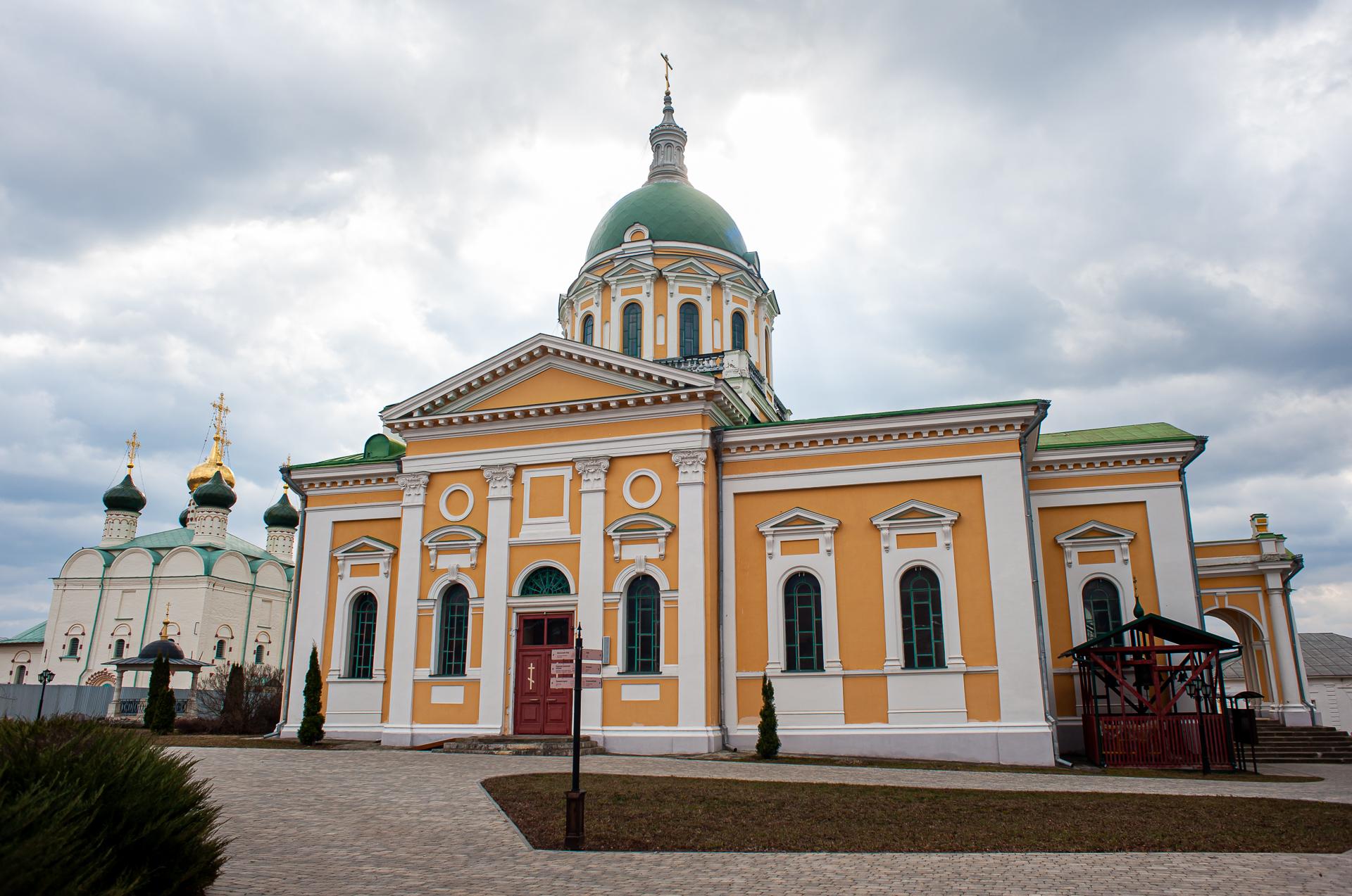 Зарайск,зарайский кремль