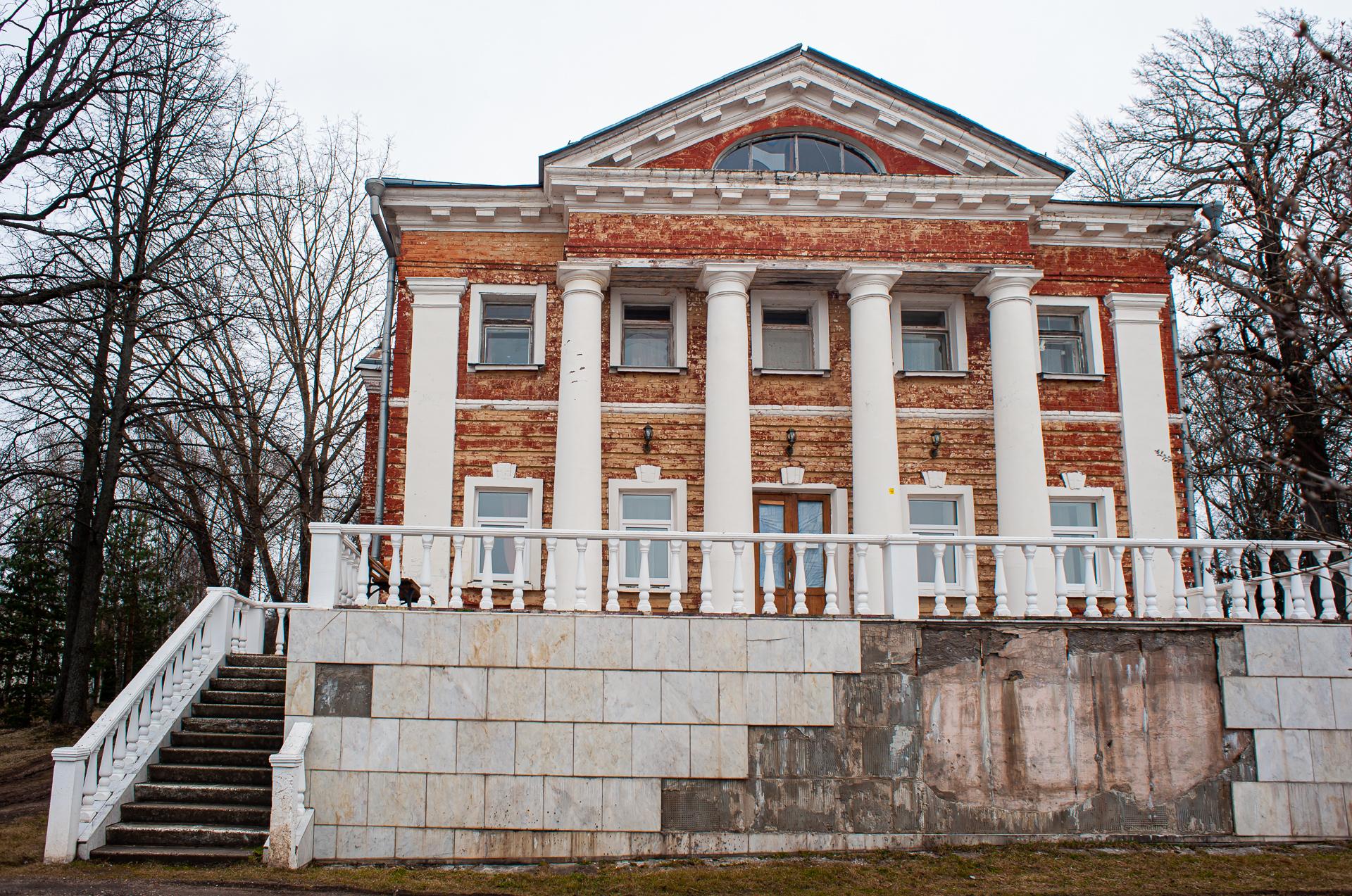 Можайский городской округ, деревня Горетово, Усадьба Горетово