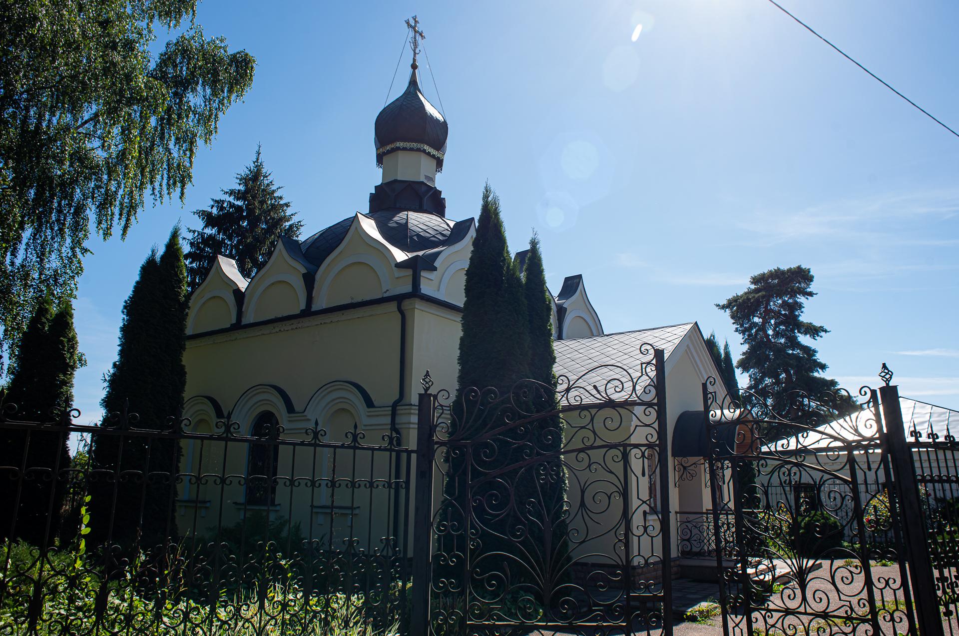Звенигород,Собор Успения Пресвятой Богородицы