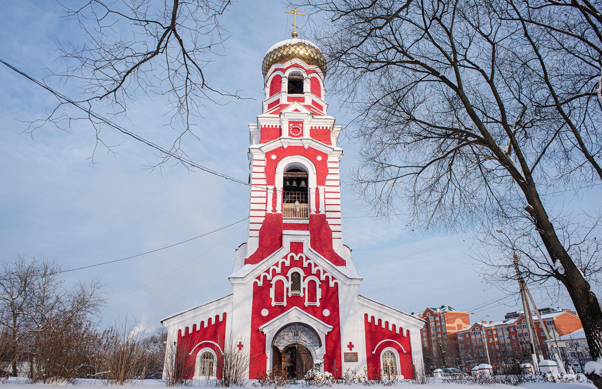 Дмитров, Сретенский храм