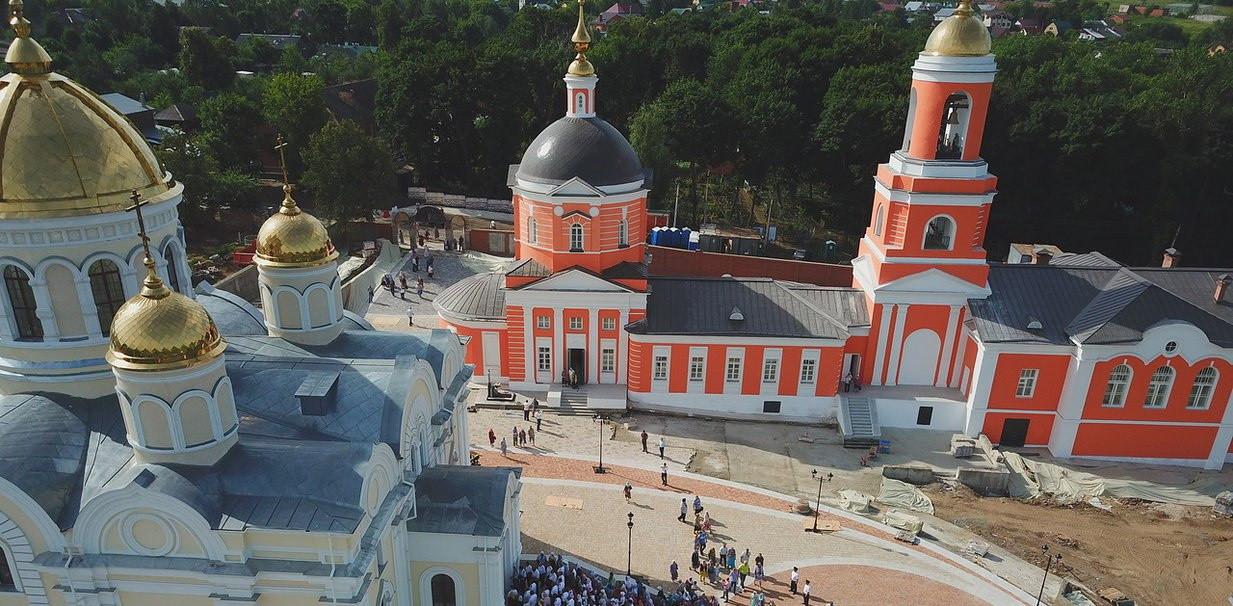 Рабочая поездка губернатора Андрея Воробьева в Каширу, 24.06.2018