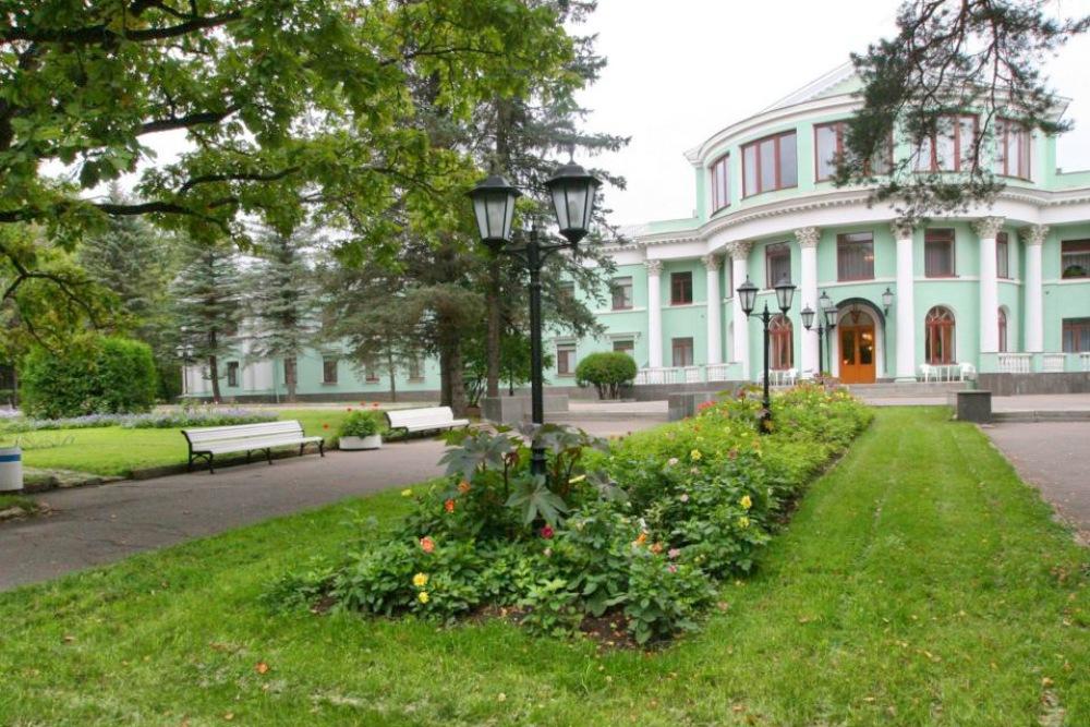 Санаторий «Подмосковье» в Домодедове