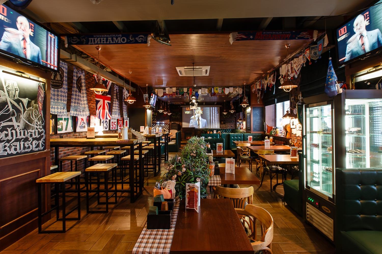 Chelsea Pub в Воскресенске