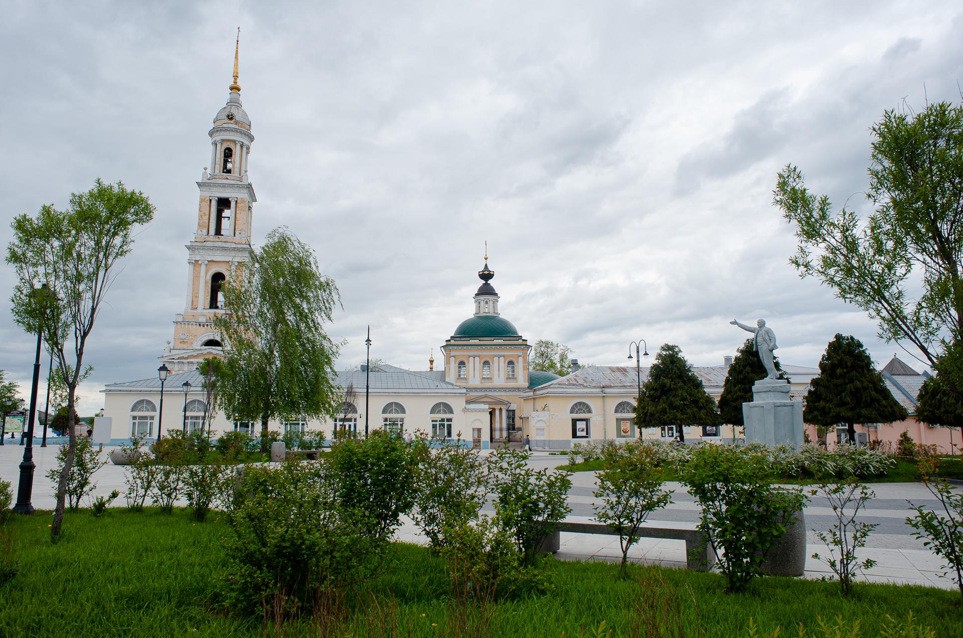 Коломна, Иоанно-Богословский храм