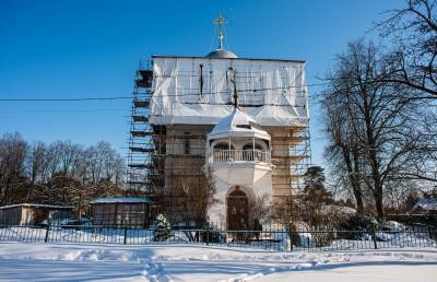 Остатки Звенигородского кремля, Успенский собор