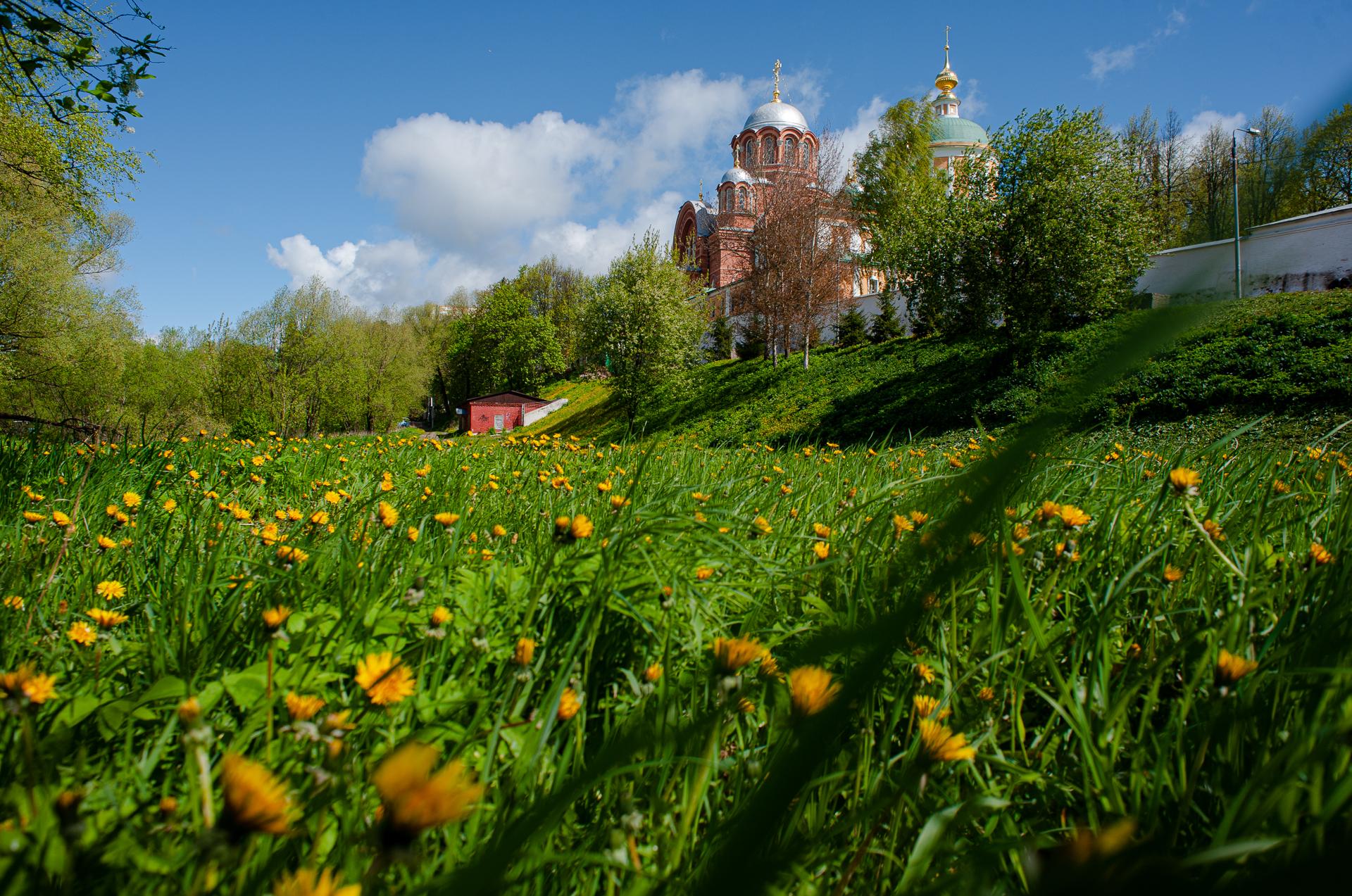 Хотьково, Покровский Хотьков ставропигиальный женский монастырь