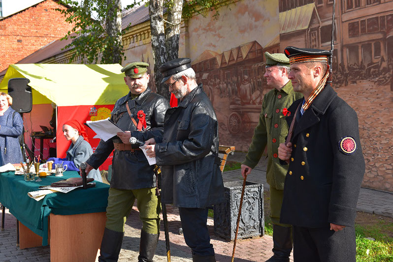 Открытие Музея печати в Серпухове