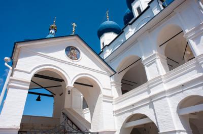 Серпухов, Высоцкий монастырь