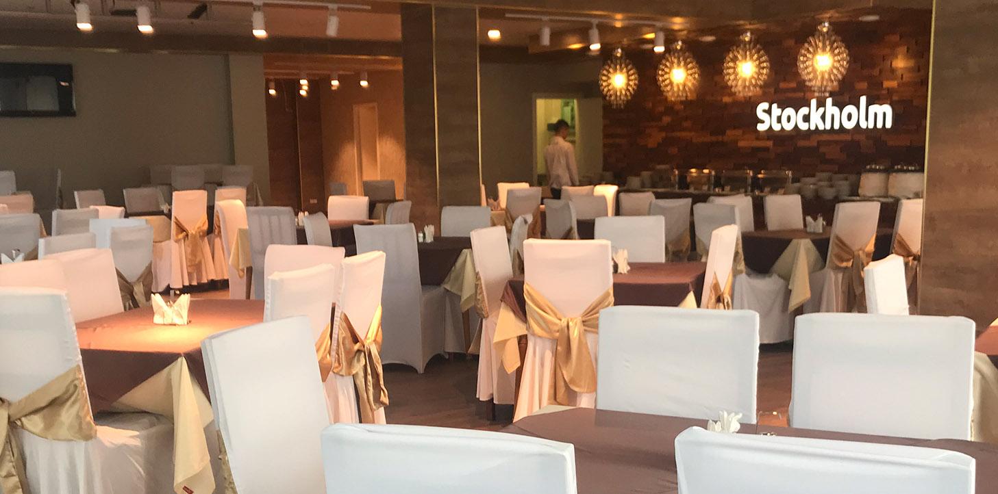 Парк-отель «Софрино». Ресторан «Стокгольм»