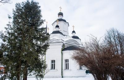 Руза, Церковь Димитрия Солунского
