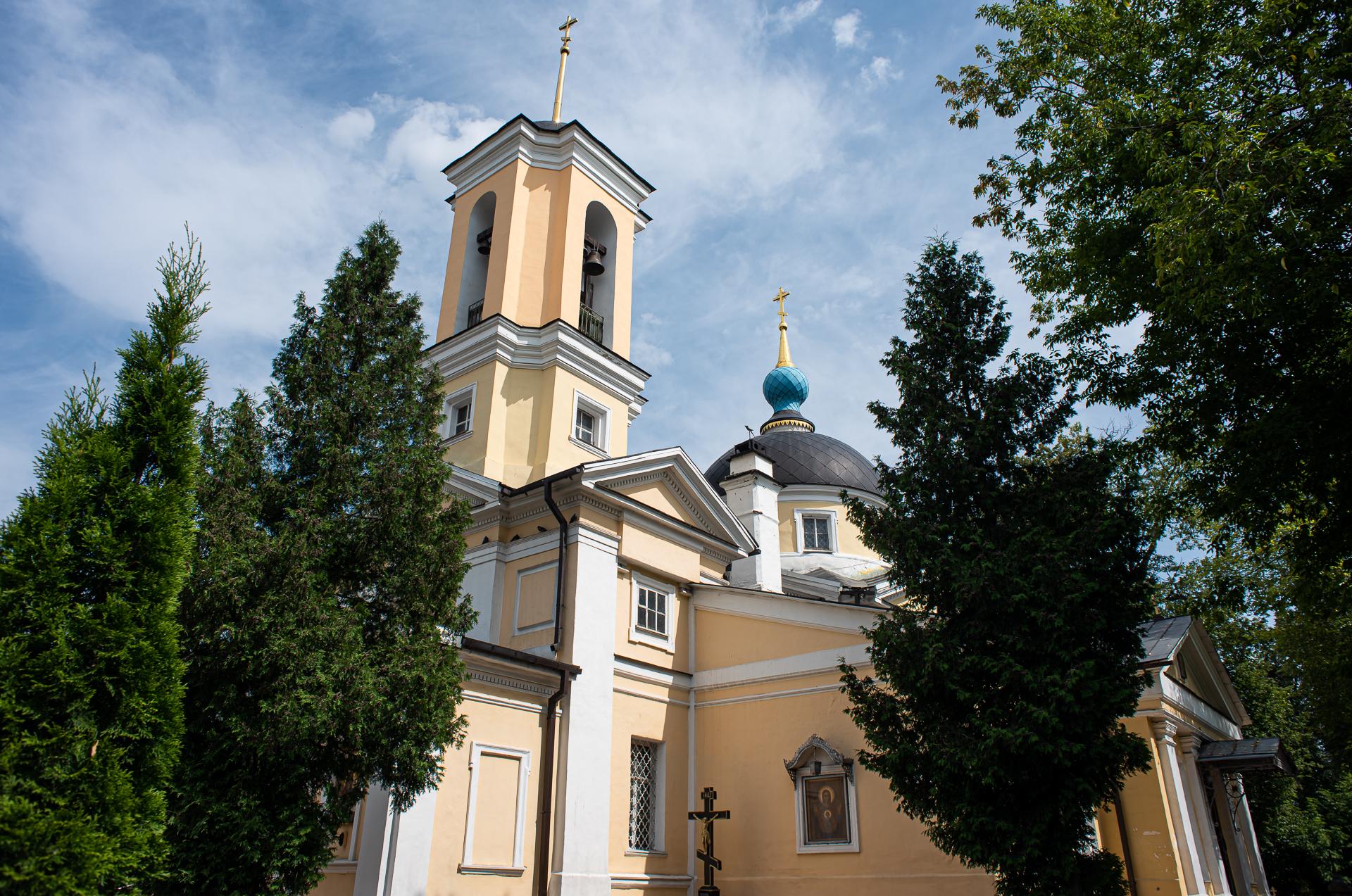 Королёв, Церковь Косьмы и Дамиана