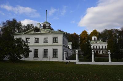 Музей-усадьба «Середниково»