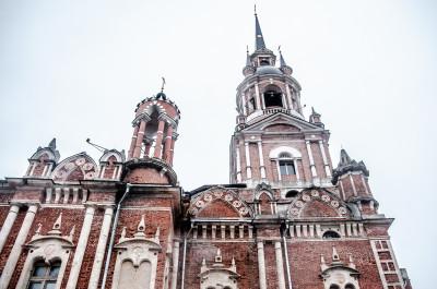 Можайск. Никольский собор