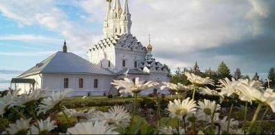 Вяземский Иоанно-Богословский монастырь, Церковь иконы Божией Матери «Одигитрия»