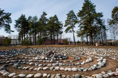 Рошаль, городской парк Крестов Брод