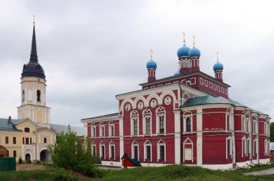 Николо-Радовицкий монастырь в Егорьевске