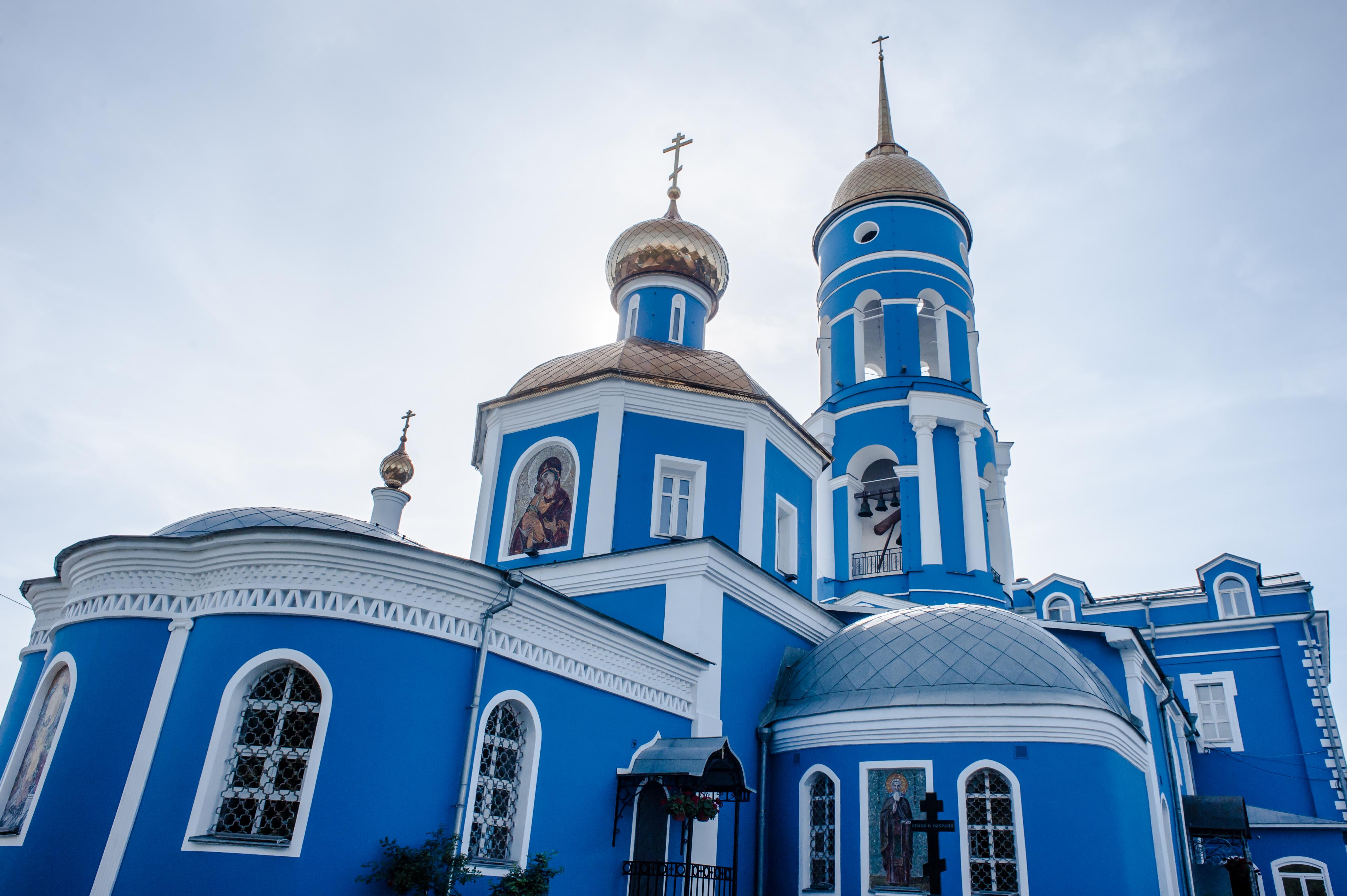 Ярославское направление, Мытищи, Владимирская церковь