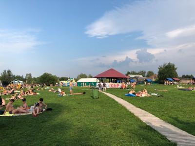 Зона отдыха «Новоалександрово»