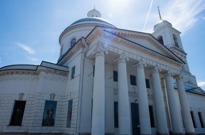 Серпухов, Собор Николы Белого