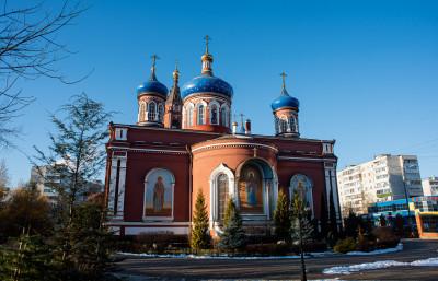 Храм рождества Пресвятой Богородицы в Орехово-Зуеве